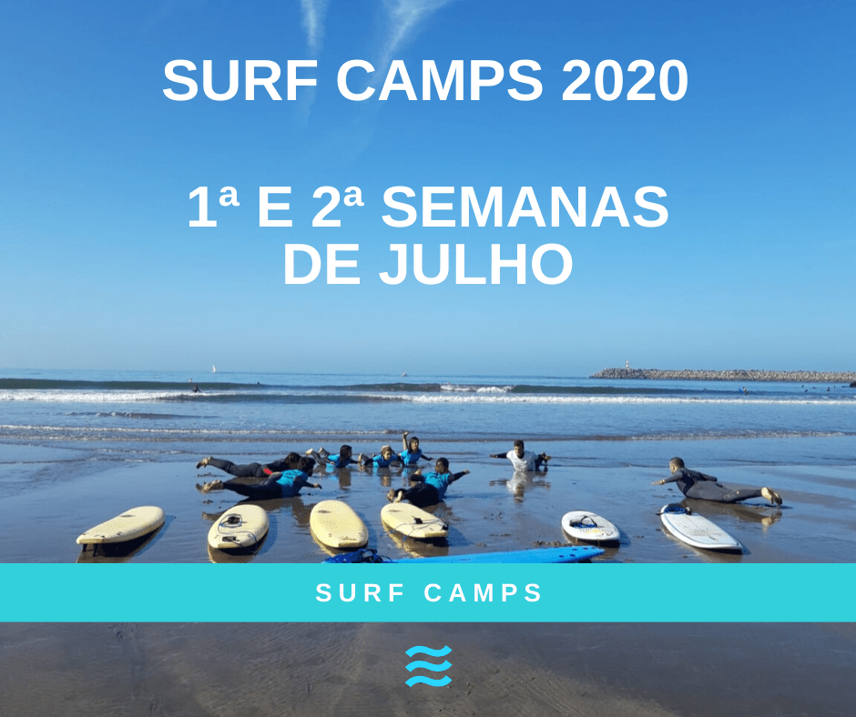 SURF CAMPS SALTY ≋ WATERS